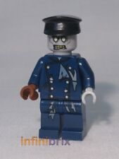 Controlador de Zombie de LEGO de conjuntos de 9464, 9465, 30200 + 40076 Monster Fighters mof012