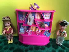 Mattel - Barbie's Kelly's Friends Dolls Kelly and Tommy With Accessories