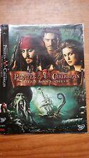 Pirates of the Carribean Dead Man's Chest DVD Hindi Thai Version Multi-Subtitles