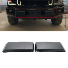 New Left & Right Front Bumper Guards Pads Caps Inserts for 2018-2020 Ford F150