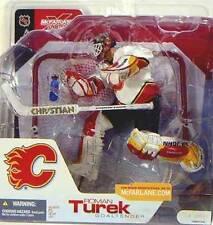 McFarlane Sports NHL Hockey Series 3 Roman Turek Action Figure New 2003