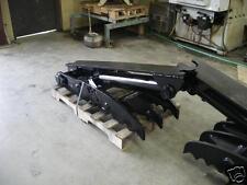 "hydraulic thumb, 18""x50"" for excavator 24000 - 39000 lb NEW"