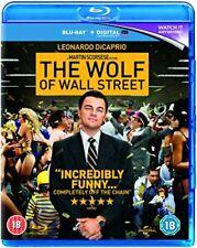 The Wolf of Wall Street [Blu-ray] [2013] [Region Free] [DVD][Region 2]