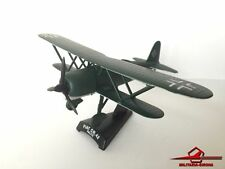MODEL POWER/POSTAGE STAMP PLANE, FIAT CR-42 FALCO - Scale 1:75 - DIECAST