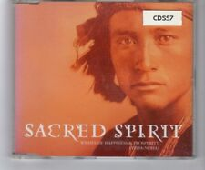 (HQ908) Sacred Spirit, Wishes Of Happiness & Prosperity - 1995 CD