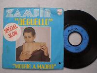 ZAMFIR Deguello FRANCE 45 1975