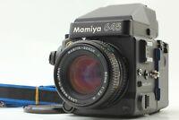 [Near Mint Body] Mamiya M645 Super w/ 120 Back + AE + Sekor C 80mm f/2.8 N JAPAN