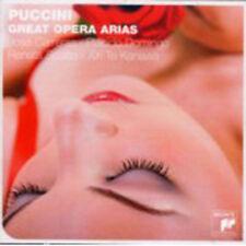 Verschiedenen - Puccini: Great Opera Arias Neue CD