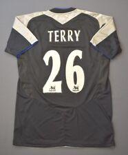 4.9/5 CHELSEA #26 TERRY 2004-2005 FOOTBALL SOCCER THIRD SHIRT JERSEY UMBRO sz. S