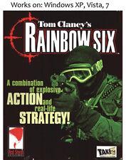 Tom Clancys Rainbow Six PC Game