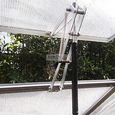 Greenhouse Automatic Window Opener Solar Heat Sensitive Auto Vent Double Springs