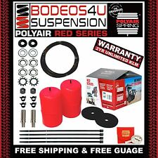 POLYAIR AIR BAG SUSPENSION KIT SUITS LANDCRUISER 80,100 & 200 SERIES PART# 15895