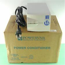 New Powervar 1.0 Abc100-11/61012-01R Power Conditioner