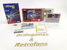 "Super Nintendo Spiel "" R-Type III 3 "" Snes | Ovp | Pal | CIB |"