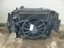 JEEP CHEROKEE 2.8 CRD FULL RAD RADIATOR PACK - AIR CON RAD - RAD FAN / 02 - 08