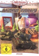 Mic Tanks The Mini Tempered Conquer the büros. Red Rocks Arcarde PC-Game CD NEW