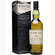 Caol Ila 12 Year Old Scotch Whisky 700mL