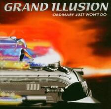 Grand Illusion - Ordinary Just Won't Do CD NEU
