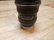 Tokina SD 11-16mm f/2.8 Pro DX Digital Lens with UV filter
