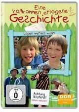Eine vollkommen erlogene Geschichte - (Gunter Friedrich) - DDR TV-Archiv - DVD