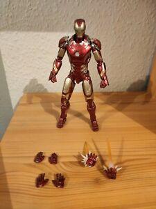Figurine Iron Man, Figuarts Mark 43, Age Of Ultron,  Marvel
