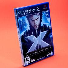 X-MEN IL GIOCO UFFICIALE PS2 italiano sigillato