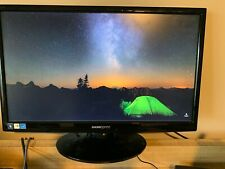 "HANNspree LED LCD HDTV Monitor 24"" WideScreen Full HD 1080p"