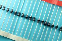 50pcs 1N5819 Vishay 40V 1 Amp Schottky Barrier Rectifier Diode DO-41