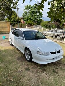 1997 Holden Commodore VT SS
