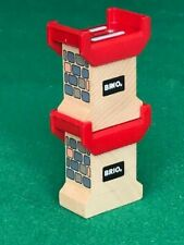 Quality BRIO SUPPORTS for THOMAS & Friends Wooden Railway TRAIN ENGINE set