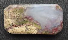 Agate paysage 62.9 carats - Natural moss agate Indonesia