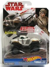 Hot Wheels Star Wars REY All Terrain Character Cars Off-Road 4x4 New