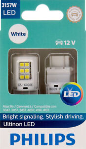 Phillips 3157WLED Ultinon LED 3157WLED Multi Purpose Light Bulb