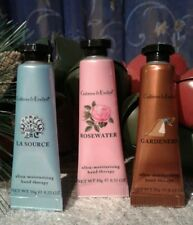 Crabtree & Evelyn Ultra Moisturizing Hand Therapy - Set of 3 minis, 10 g each