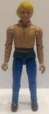 "1980 Bo Duke Action Figure 3.75"" - The Dukes of Hazzard, General Lee, Mego"