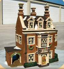 Dept 56 DICKENS DURSLEY MANOR *NIB*  58329 * RETIRED *  FREE SHIP