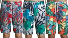 Mens Swim trunk Hawaiian Swimming shorts S M L XL XXL beach surf  floral
