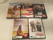 DVD Lot of 5 Rental Movies Five Different Films Red Line A Good Year       DVDL9