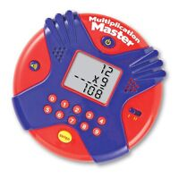 Learning Resources Multiplication Master Electronic Flash Card (ler6967)