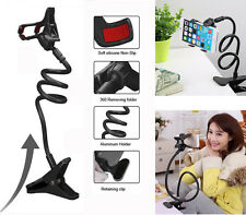 360 Rotating Flexible Lazy Bed Table Sofa Car Cell Phone Support Stand Mount Kit