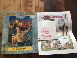 Rick Dangerous 2, Atari ST/STE