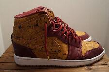 JBF Customs Nike Jordan 1 Venetto Size 10 JBFCUSTOMS Jordan1 Cork Leather