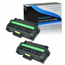 2 PK MLT-D105L Toner Cartridge for Samsung ML-1910 ML-2525W SCX-4623F SCX-4623FN