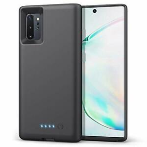Battery Case for Samsung Galaxy Note 10 Plus - 8500mAh High Capacity (Black)
