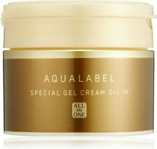 Shiseido Aqua Label Special Gel Cream (Oil In) Aging Care Type All-in-One 90g