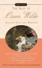 The Best of Oscar Wilde: Selected Plays and Writings by Oscar Wilde (shelf wear)