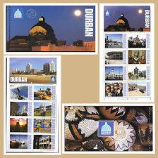 SOUTH AFRICA DURSAPEX 2004 CINDERELLA SOUVENIR BOOKLET MNH 1539L