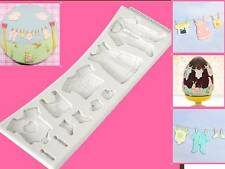 Katy Sue Designs Baby Clothes Washing Line Mould    NEXT DAY  DESPATCH