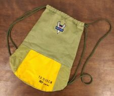 Legacy of Valor - Victory Canvas Sinch Sack Backpack Tribute