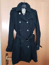 Original Burberry Trenchcoat Schwarz / Black Damen Gr. 38 NEU ohne Etikett
